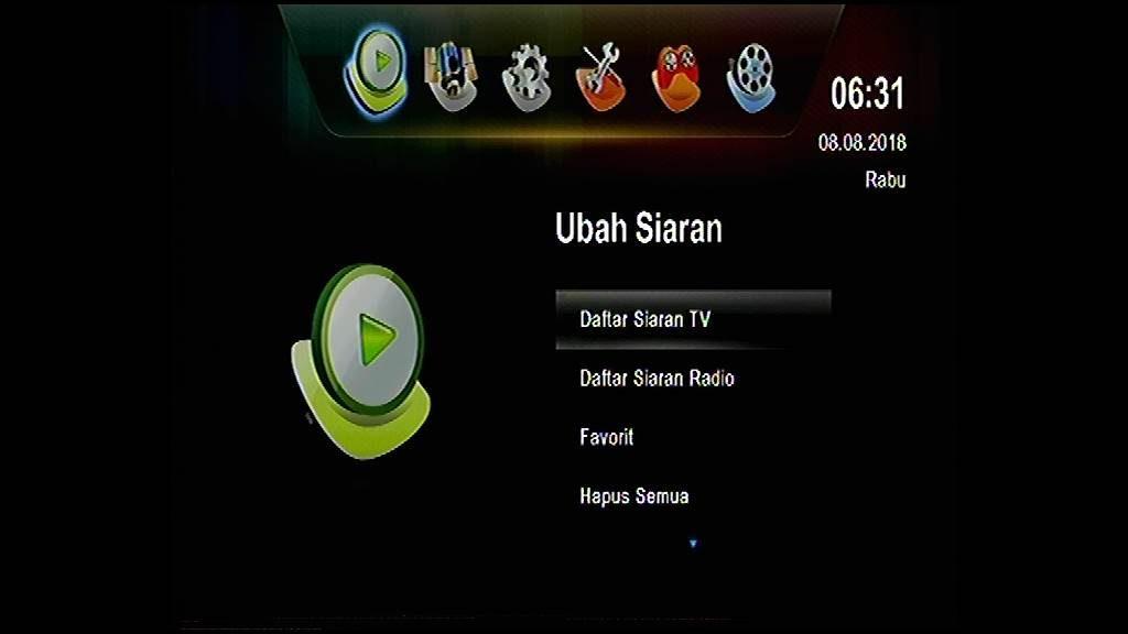 Cara Mendapatkan Channel Premium Gratis dari LGSAT STARS HD jalur