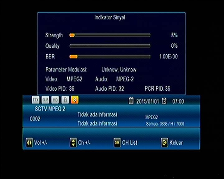 Perbedaan Bigbang HD Chipset Ali dan Bigbang HD Chipset Guoxin
